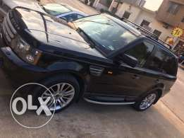Range Rover Sport - Supercharged