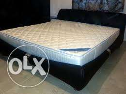 "Mattress"" FAP""-Honey moon-very high quality-200 cm x 195cm x 23cm"