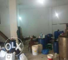 Warehouse in Biakout for rent