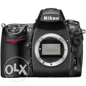 For sale Nikon D700 with lens 24_70mm Sigma and lens 70_200mm Sigma