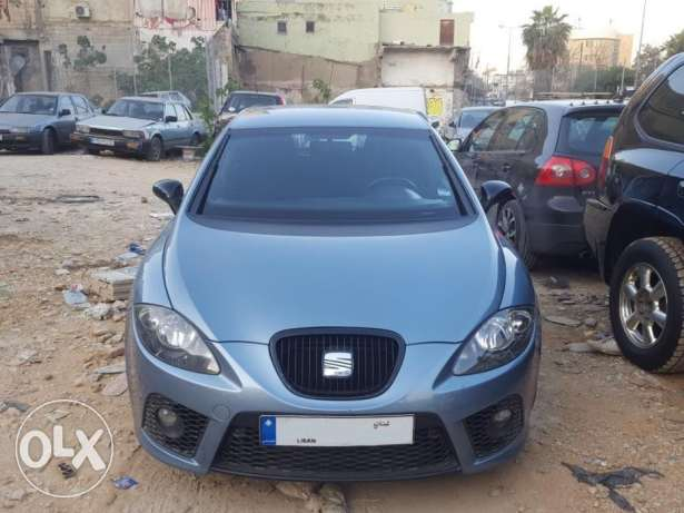 Seat Leon FR Cupra MY2006 Manual 300 Hp Company Souce 1 Owner