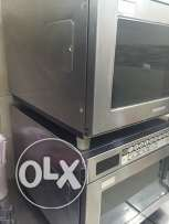 2 microwave samsung only 600$ like new