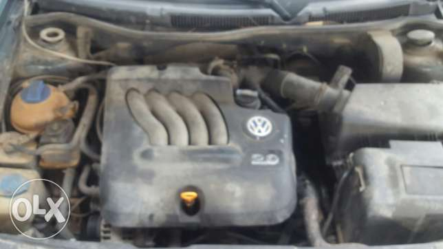 Volkswagen car