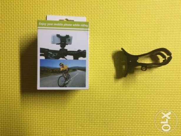 bike phone support fit for bicycle and motorcycle