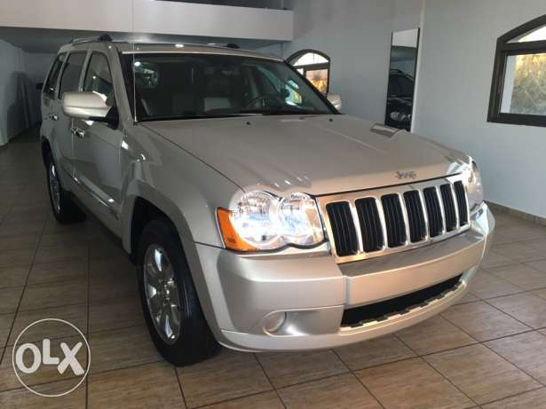 grand Cherokee limited 2010