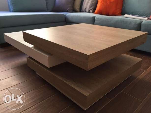Center table formica polyrey