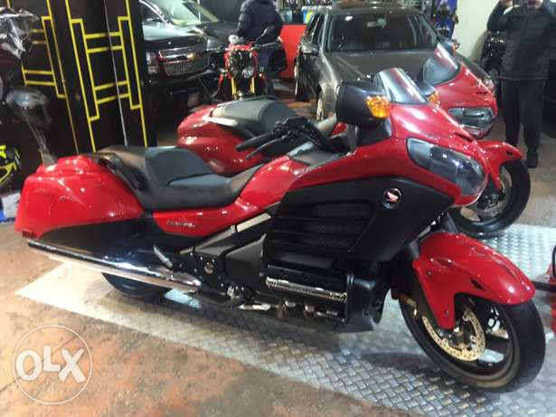 honda gold wing F 6 B