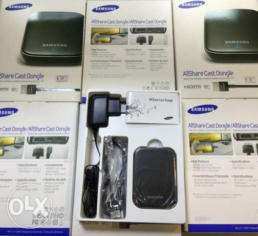 Samsung Allshare Dongle - Android Tv