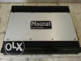 Car amplifier Magnat olmani lal subwooferat