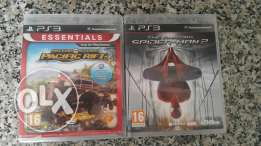 2 PS3 CDs very good quality