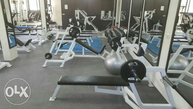 Full gym for sale .for more pics contact me