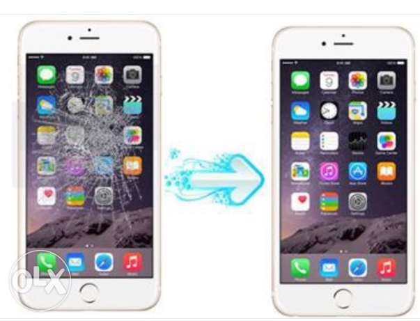 bade chechit iphone 6s وسط المدينة -  1