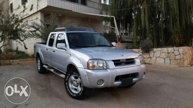 Nissan frontier 4X4 For Sale البقاع الغربي -  2