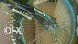 Bmx bicycle from usa