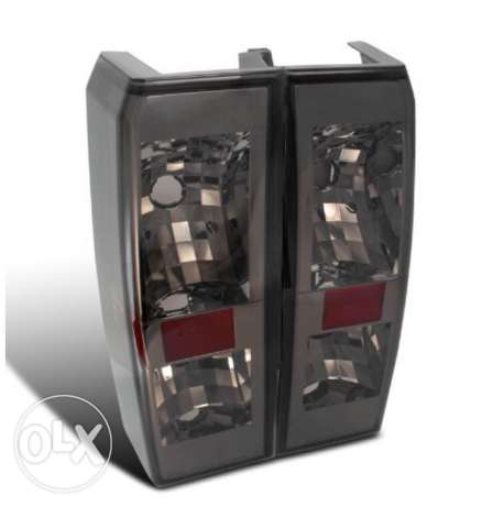 Hummer h3 tail lights