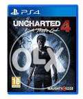 Uncharyed ps4 cd