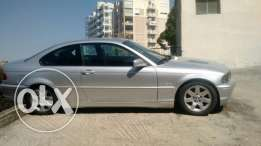 BMW 318 Ci, Silver, Very Good Condition