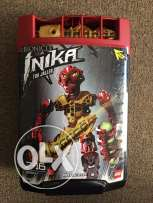 closed box bionicle inika toa jaller
