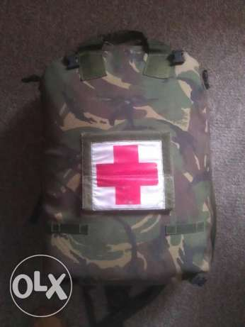 British and US Military Medical Backpacks أشرفية -  4
