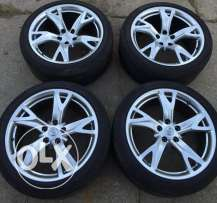 370z / 350z / g35 / g37 forged rims