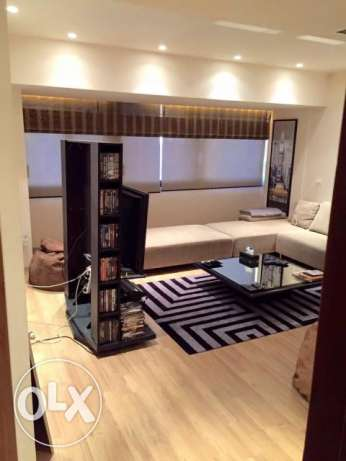 one bedroom apartment for rent in achrafieh sassine