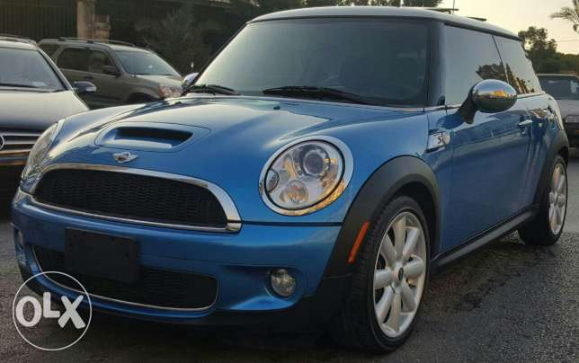 Mini S 2009 Blue Ajnabeye أشرفية -  8