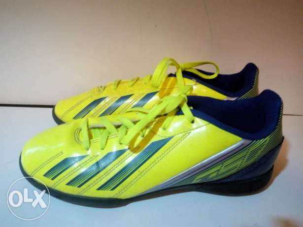 Adidas F50 Shoes Size:38