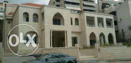 New villa for sale or rent