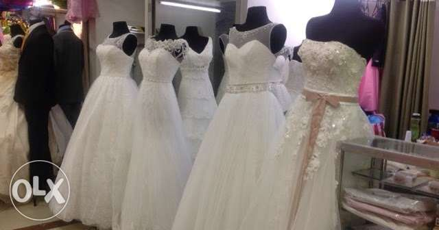 Wedding Dresses on SALE !