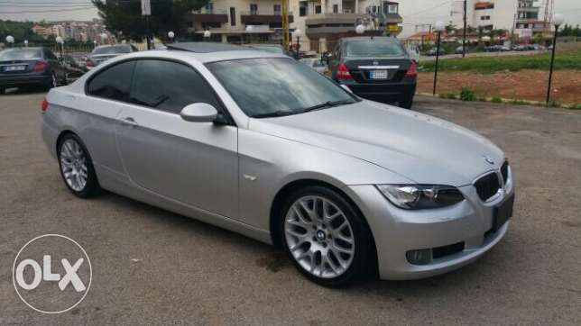 BMW 328 coupe model 2009