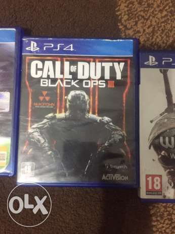 ps4 games for sale قرنة الحمرا -  6