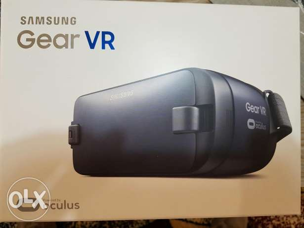 Samsung gear vr completly new