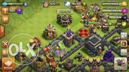 Clash of clans and grand 2