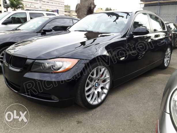 BMW 330I 2006 Sports Package Clean Car Navigation Black
