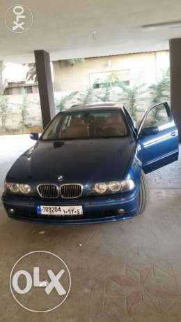 BMW e39 2002 full option