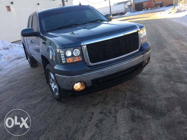 2007 GMC Sierra 1500 SLT fully Loaded 4x4