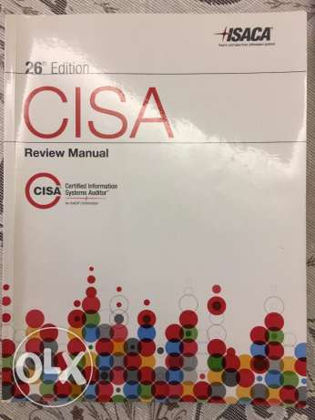26th edition cisa review manual