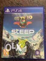 steep used ps4 game