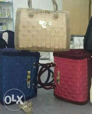 Bags 3 colors