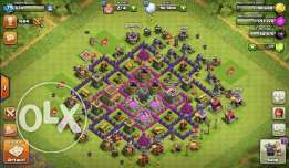 clash of clan th7+th8 sale or trade on ps4 games