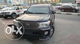 land cruiser black 2011