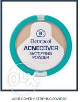 Acne cover mattifying powder