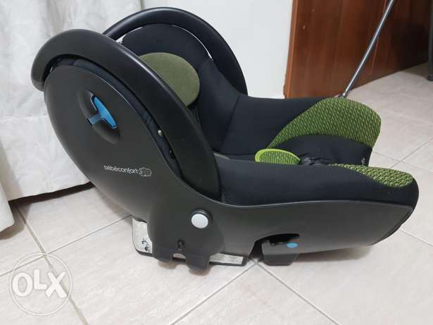 Baby Car Seat. 0-6 month. Bebe Confort make. Very good condition.