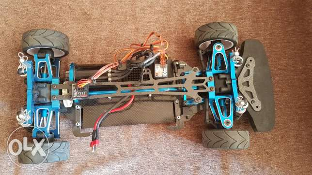 Carbon fiber rc car for sale