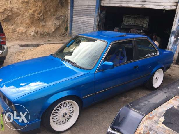 BMW E30 type for sale.. sayara kteer ndefe mjahaze lal drift