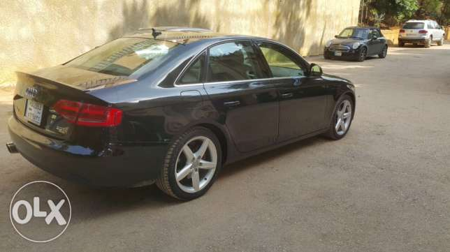 Audi A4 2.0t (price negotiable) بيت الشعار -  3