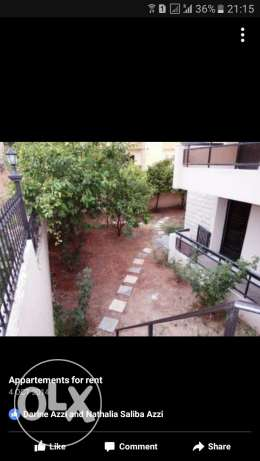 110 sqm Apartment with garden in Kfarhbab