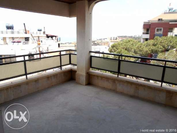 220 m2 apartment for sale in Mansourieh having a partial sea view