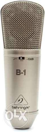 Behringer B-1 Microphone