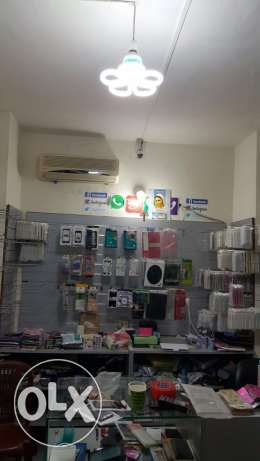mobile shop decoration دكوانة -  5